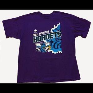 New Orleans Hornets Adidas Tee